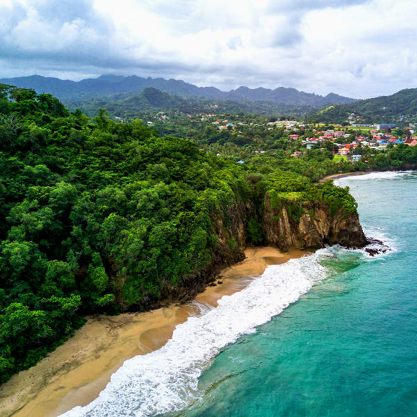 grenada caribbean beaches