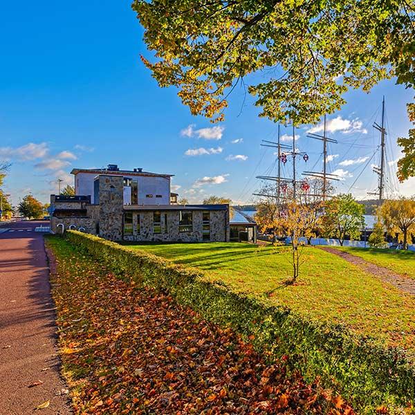 Mariehamn Harbour
