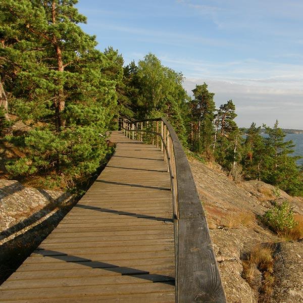 Mariehamn Path