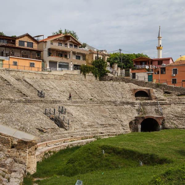 Durrës Historic Ruins