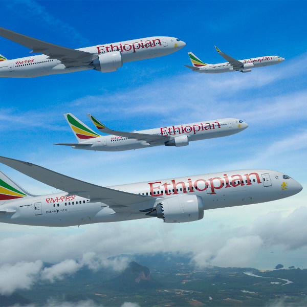 Cheap Ethiopian Airlines Flights: Flight Bookings