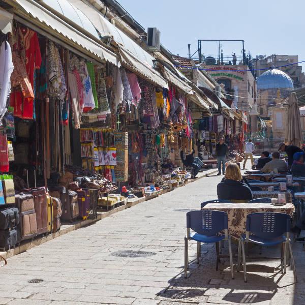 Jerusalem Outdoor Market