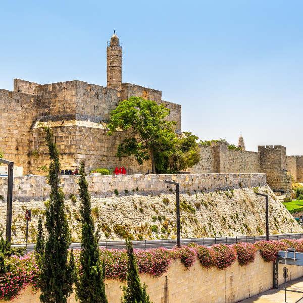 Jerusalem Tower of David