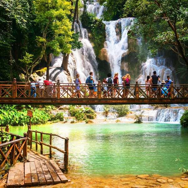 Kuang Si Falls Luang Prabang