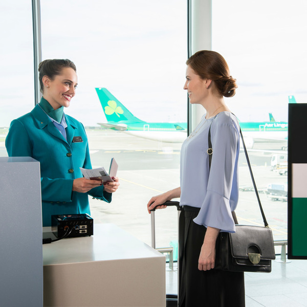 Aer lingus exclusivity