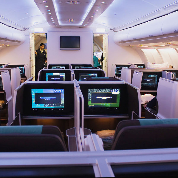 Oman air luxury