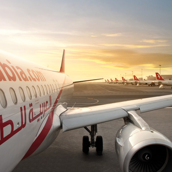 Air arabia route